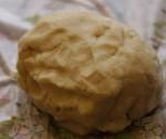 Pie Dough ready for refrigeration