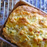 French Fridays with Dorie – Savory Cheese and Chive Bread
