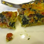 Spinach and Bacon Quiche: French Fridays with Dorie on Friday!