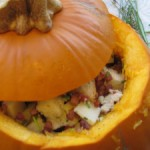 French Fridays with Dorie: Pumpkin Stuffed with Everything Good