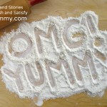 It&#8217;s Almost Passover but I&#8217;m Playing with Flour!
