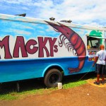 Wordless Wednesday: The Shrimp Trucks of Oahu's North Shore