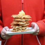 Eight Potato Latke Recipes for the Eight Days of Hannukah