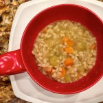 Barley Risotto Soup – Warm Comfort on a Chilly Winter Evening