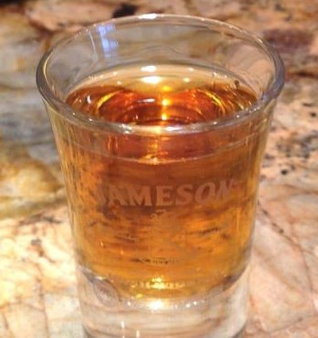 jameson shot