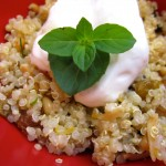 Quirky Quinoa &#8211; French Fridays with Dorie