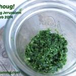 Tasting Jerusalem February 2014 – Zhoug!