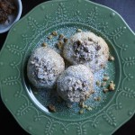 Date and Walnut Thumbprints: An Intersection of Cultures in a Cookie