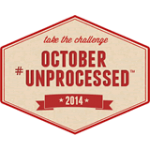October Unprocessed 2014: How to Make Date Syrup