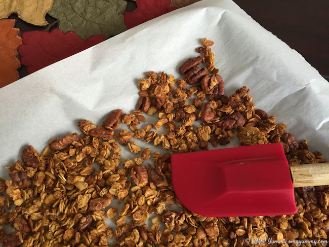 Date-Sweetened Granola Recipes — Dishmaps