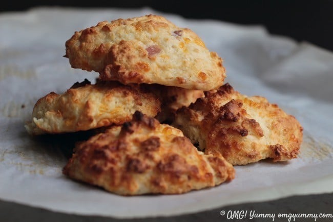 yogurt drop biscuits