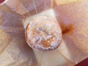 Salted Caramel Bombolino bar Siena