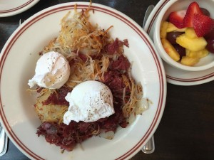 corned beef hash Little Goat Diner Chicago