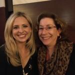 Sarah Michelle Gellar and Beth Lee