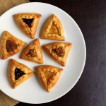 Orange Olive Oil Hamantaschen for Purim