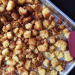 DIY Stuffing Cubes — Thanksgiving Basics