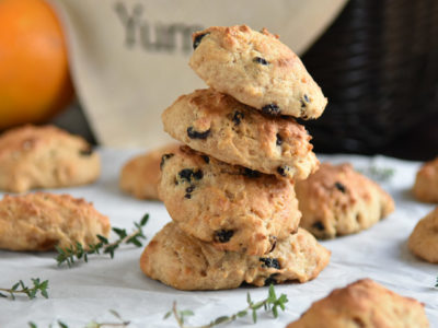 Try these Irish Soda Biscuits as a mini alternative to a loaf of bread and a perfect pair for your St. Patrick's Day Irish Stew
