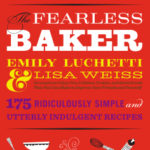 The Fearless Baker (not me!) Cookbook Giveaway