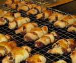 Chocolate Rugelach - a wonderful Hanukkah treat