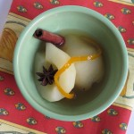 French Fridays with Dorie: Spice-poached Apples and Pears