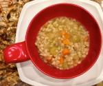 Barley Risotto Soup