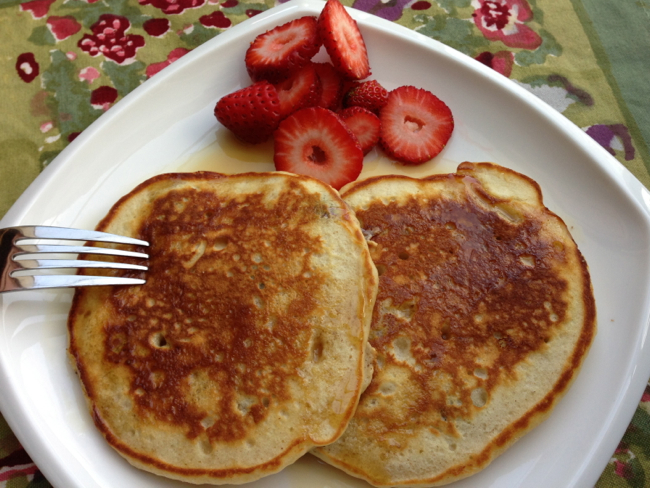 perfect pancake recipe