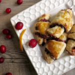 Orange Cranberry Rugelach for Aunt Marilyn