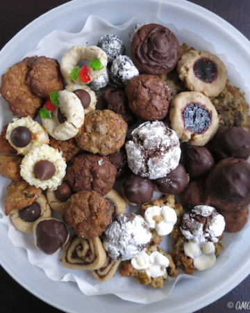 Oatmeal Bittersweet Chocolate Chunk Cookie