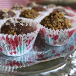 Dairy Free Chocolate Truffles with Orange and Cardamom