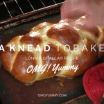 A Knead to Bake and Lonni's Heartfelt Challah Recipe