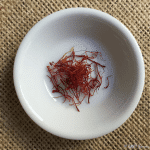 Ancient and Exotic Saffron: Tasting Jerusalem November 2014