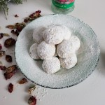 Rose, Cardamom, and Pistachio Snowballs: A Simple but Exotic Holiday Cookie