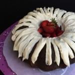 Let Us Eat Cake: Chocolate Bundt Cake with Cream Cheese Frosting