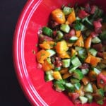 Cucumber Tomato Salad: Celebrating Summer Produce