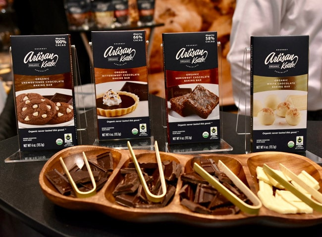 Winter Fancy Food Show 2018 Artisan Kettle Organic Chocolate