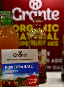 Winter Fancy Food Show 2018 Aznar Grante Pomegranate Juice