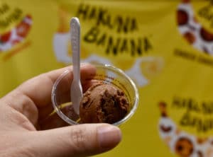 Winter Fancy Food Show 2018 Hakuna Banana Ice Cream