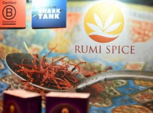 Winter Fancy Food Show 2018 Rumi Spice saffron