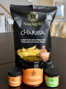 Winter Fancy Food Show 2018 cHarissa spice mix