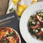 Quinoa and Nectarine Slaw from The Simply Vegetarian Cookbook