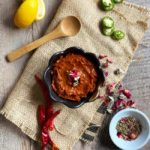 Rose Harissa – Floral Notes Enliven this Smoky Spicy Condiment