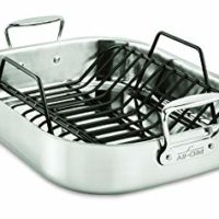 All-Clad Stainless Steel 13-Inch x 16-Inch Roaster