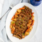 Slow Cooker Brisket – Reinventing Sandy's Sweet and Sour Recipe