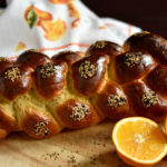 Easy Challah Recipe with a Hint of Citrus