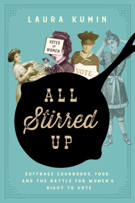 cover of All Stirred Up cookbook